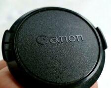 Canon 58mm C-58mm Lens Front Cap Genuine vintage FD FL for 58mm f1.2