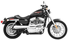 2-Into-1 Header Pipe HD00337 High Exhaust by Freedom Harley Sportster 2004-2013