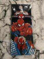 MARVEL ULTIMATE SPIDERMAN  TAG  AND WRISTBAND SET NEW