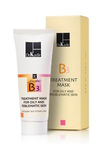 Dr. Kadir B3 Treatment Mask For Problematic & Oily Skin 75ml + Freebie