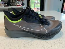 New Nike Zoom Fly 3 PRM Premium Sequoia Running Shoes BV7759 001 Men's Size 13