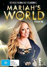 MARIAH'S [Carey] WORLD Season 1 DVD TV SERIES MUSIC 2-DISCS BRAND NEW RELEASE R4