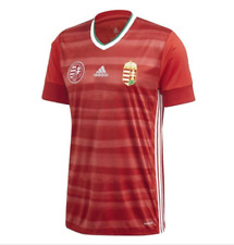 More details for hungary home and away football shirt 20-21