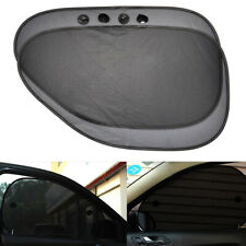2x Car Side Front Rear Window Mesh Sun Visor Shade Cover Shield UV Protector