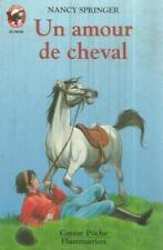 NANCY SPRINGER UN AMOUR DE CHEVAL