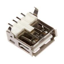 USB Type A femelle a Souder SMD SMT Connecteur Assemblage Prise