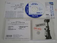LOUIS SMITH/SMITHVILLE(BLUE NOTE TOCJ-1594) JAPAN CD+OBI
