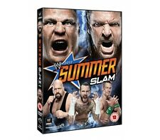 Official WWE Summerslam 2012 DVD