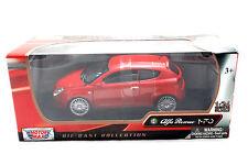 MOTORMAX ALFA ROMEO MITO RED 1/24 Diecast Car 73371RD