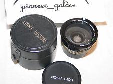 light vision super panaromic fisheye macro 0.42x lens