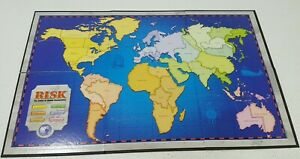 RISK Game of Global Domination 1998 Replacement **GAME BOARD ONLY** Parker Bros