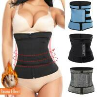 Fajas Colombianas Xtreme Power Belt Body Shaper Waist Cincher Trainer Fat Burner