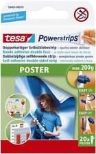 Tesa Poster Powerstrips 58003-00079-04 Weiß