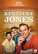 "Kentucky Jones - DVD-Box mit Dennis Weaver (""Rauchende Colts"") - Fernsehjuwelen"