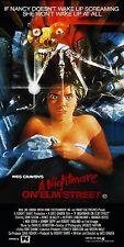 1984 A Nightmare on Elm Street Movie High Quality Metal Fridge Magnet 3x6 9745