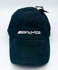 Mütze Mercedes AMG Motorsports Cap Schwarz Vintage Kappe Basecap Mercedes Cars