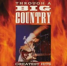 Big Country - Through A Big Country (NEW CD)