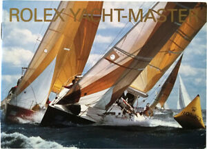 Rolex Yacht Master Watch Instructions Booklet Manual 16628 68628 English-Pick 1