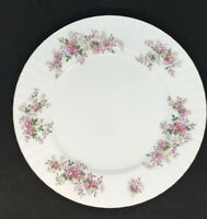 "Royal Albert Fine Bone China England LAVENDER ROSE Dinner Plate 10 3/8"" - MINT!"
