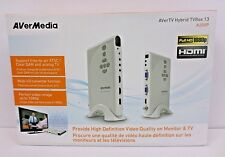 AVerMedia A200P AVerTV Hybrid TVBox 13 High Definition 1080p Digital Analog NEW