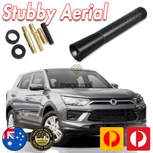 Antenna / Aerial Stubby Bee Sting for SsangYong Korando Carbon 8 CM
