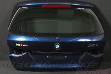 org BMW X1 E84 Heckklappe Kofferraum Deckel Heck Klappe blau rear lid rear flap