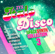 Italo CD ZYX Italo Disco Spacesynth Collection 3 von Various Artists 2CDs