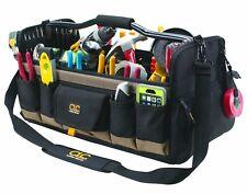 Polyester Open Tote Tool Bag Organizer Pocket Storage Flexible Handle MOLLE Loop