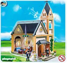 Playmobil 4296 Retired Church mint in Box Temple Geobra MIBNO NEW collectors toy