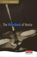 Very Good, The Merchant of Venice (Heinemann Shakespeare), , Book