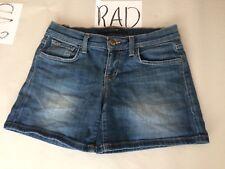 Womens Joe Jeans Shorts Denim Cut Off Shorts Size W 25   29x4.5