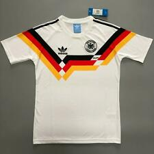 West Germany 1990 World Cup Football shirt Soccer Jersey Trikot  Vintage Jersey