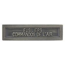 Agrafe pour médaille Ordonnance FUSILIERS COMMANDOS DE L'AIR