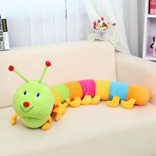 Cute Fashion Colorful Inchworm Soft Lovely Developmental Child Baby Stuffed Toy