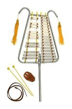 FREE SHIP Marching Band Bell Kit Glockenspiel with Mallets by Gammon