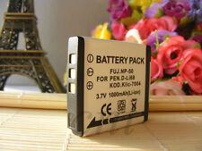NP-50 Battery for Fuji Z100FD F75EXR Real 3D W3 Z100FD F200EXR F300EXR F500EXR