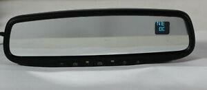 04 05 06 07 Nissan Armada Infiniti QX56 AUTO DIM Interior Rear View Mirror OEM