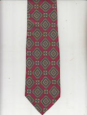 Lanvin-Authentic-100% Silk Tie-Made In Italy-L4-Classic Men's Tie