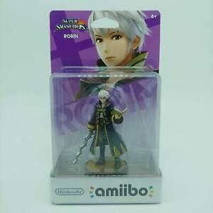 Robin Fire Emblem Amiibo - Super Smash Bros. Figure - Nintendo USA - NEW