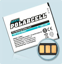 Polarcell Batteria per Samsung Gt-18260 Gt-18262 Eb-b150ae Eb-b150ac