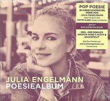 JULIA ENGELMANN / POESIEALBUM * NEW CD 2017 * NEU
