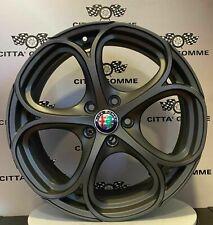 "SET 4 Cerchi in lega Alfa Romeo Stelvio Brera 159 Spyder da 20"" NUOVI, OFFERTA"