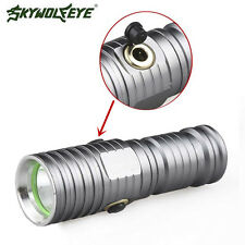 Mini Rechargeable Outdoor 3-Mode CR123A CREE XML T6 LED 9000LM Flashlight A10