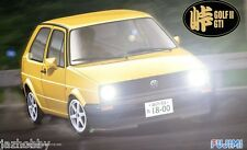 Fujimi 46020 Tohge-12 1/24 Scale Model Car Kit VW Volkswagen Golf MK2 GTi NIB