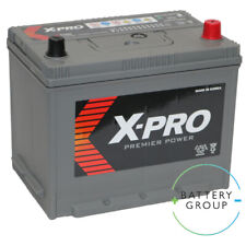 X-Pro 57029 12V 70ah 540CCA Starter battery UK - 068 073