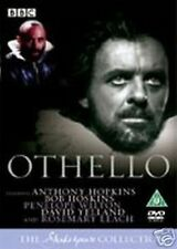 Othello - BBC Shakespeare collection 1981 Anthony Hopkins Brand New Dvd SEALED