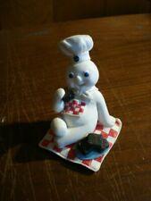 Pillsbury Doughboy Calendar Figurine May 1997 Brownies, Danbury Mint