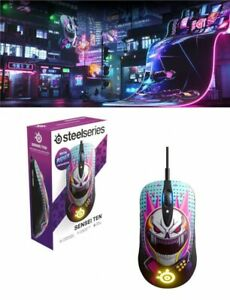 SteelSeries Gaming Mouse Sensei Ten Neon Rider Edition Both-Handed From Japan