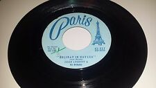 """TERRY LESTER & NICO GOMEZ Eso Es El Amor / Holiday In PARIS 527 LATIN 45 7"""""""