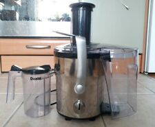 DUALIT DUAL-MAX JUICER - GOOD CONDITION plus Manual